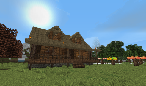 Pdf Plans How To Build Wood House Minecraft Download Woodworking
