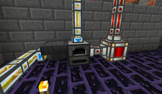 A single furnace is enough to take care of all my smelting needs.