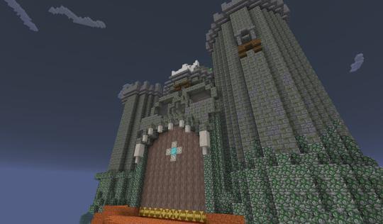 My original Castle Grayskull screenshot.