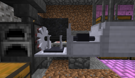In what other mod do you cook things by essentially rubbing a vanilla furnace really, really fast?