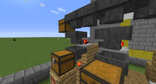 A hopper-based sorting system uses this aspect of hopper priority in a more advanced way.