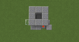 Super easy: just add another layer to the blocks surrounding the egg laying area.