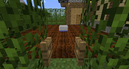 Welcome to my semi-automatic Observer-based wheat farm.